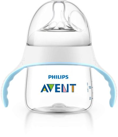 AVENT NATURAL TRAINER CUP 150ML/5OZ (SCF251/00)