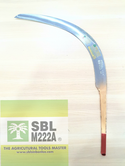 SBL M222A Super Premum oil palm sickle GOLD AA