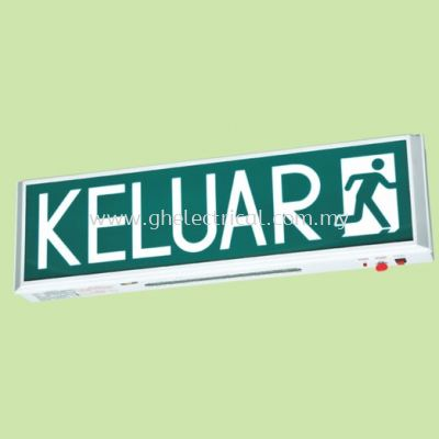 Econlite Led Keluar Sign