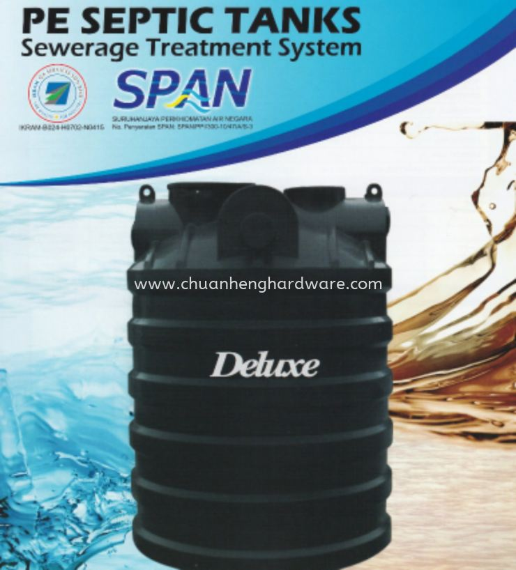 septic tank HDPE