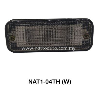 12V/24V Truck Bus LED Side Marker Lamp  WHITE 04TH