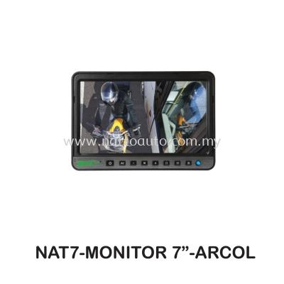 MONITOR  7inch ARCOL