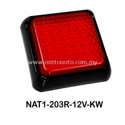 STOP POSITION WITH FLASHING (12V)
