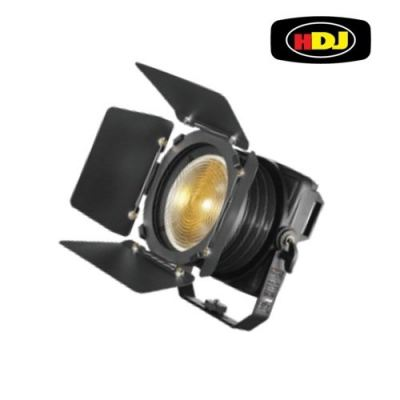 HDJ TL-351 200W Waterproof LED Folding Fresnel Spotlight