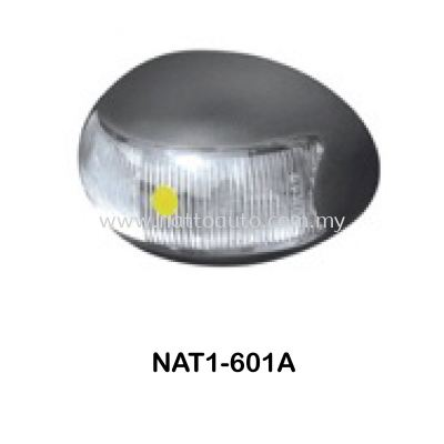 12V/24V Truck Bus LED Side Marker Lamp  601W