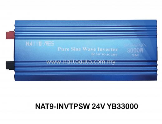 POWER INVERTER 24V YB33000 (PURE SINE WAVE)
