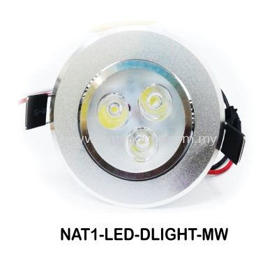 LED DOWN LIGHT 12V