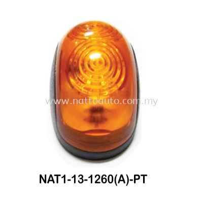 12V/24V Truck Bus LED Side Marker Lamp  (AMBER)