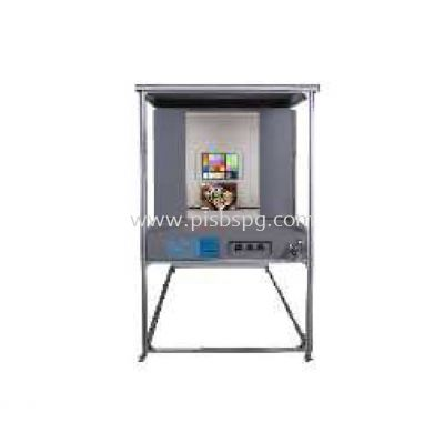 Camera Viewing Station Color Cabinet (Horizontal)
