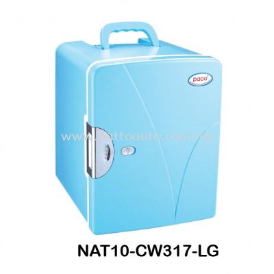 THERMOELECTRIC COOLER & WARMER CW317 Cool Box Dual Voltage Car Refrigerator DC 12V Portable Car Cool and Warm Electric Coolbox for Traveling and Camping Outdoor