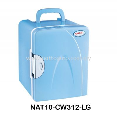 THERMOELECTRIC COOLER & WARMER CW312 Cool Box Dual Voltage Car Refrigerator DC 12V Portable Car Cool and Warm Electric Coolbox for Traveling and Camping Outdoor