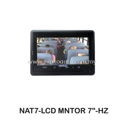 MONITOR NATTO ABS 7inch