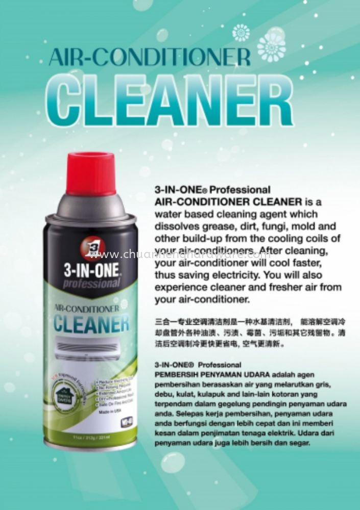 air conditioner cleaner