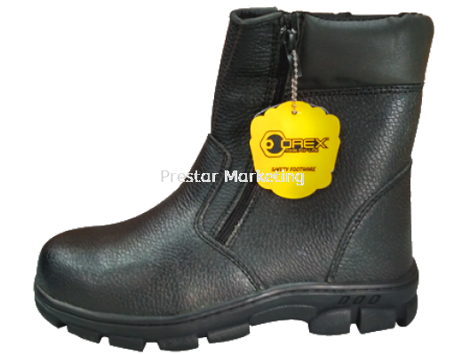 OREX - SAFETY SHOE HIGH-CUT ZIP-ON #800