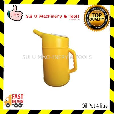 Oil Pot 4 litre