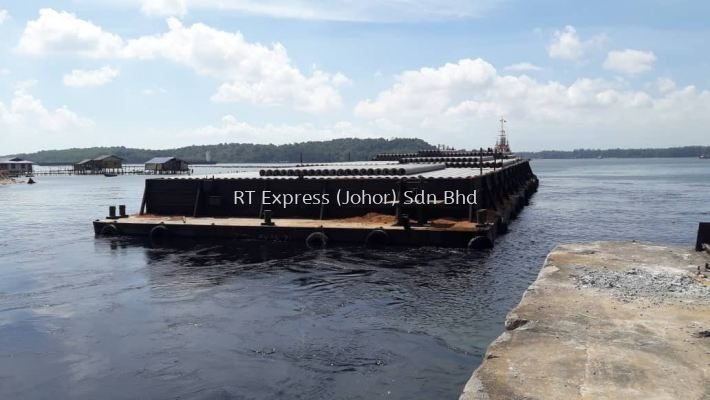 Barge cargo service