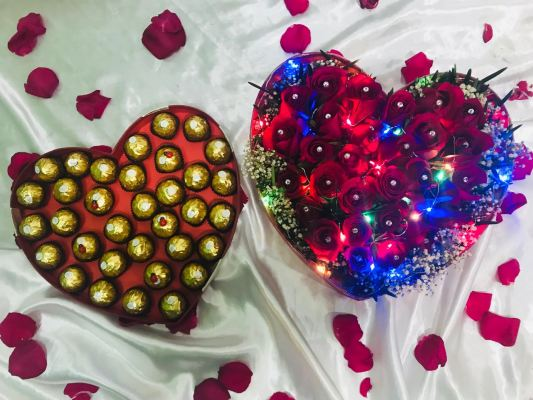 Heart Shape Box (BF-806)