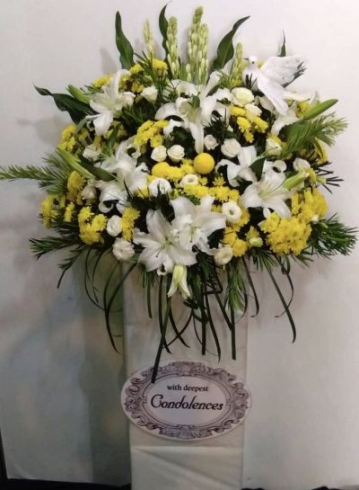 Funeral Arrangment (FA-197)
