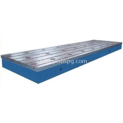 Floor Type Borer Bench