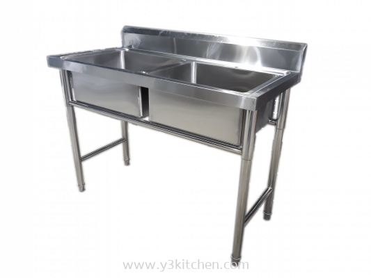 FST-1200-2 SINK TABLE