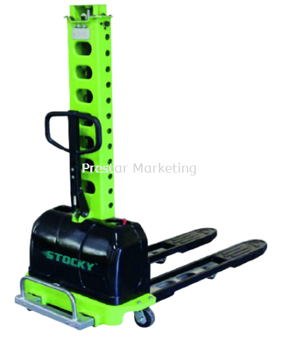 STOCKY SLS500 - SELF LIFTING STACKER (500 KG)