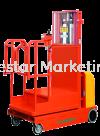 STOCKY AT30 - AERIAL ORDER PICKER (300 KG) MAN UP ORDER PICKER WAREHOUSE EQUIPMENT (WE)