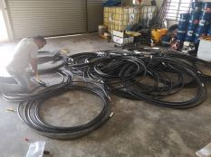 Generator cw  Cables Supplied