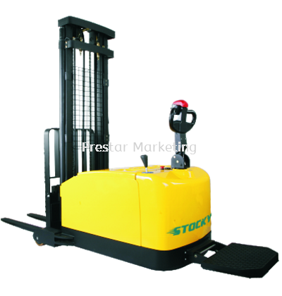 STOCKY CBH15 - HEAVY DUTY COUNTERBALANCE STACKER (1500 KG)