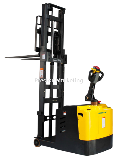 STOCKY CB500 - LIGHT DUTY COUNTERBALANCE STACKER (500 KG)