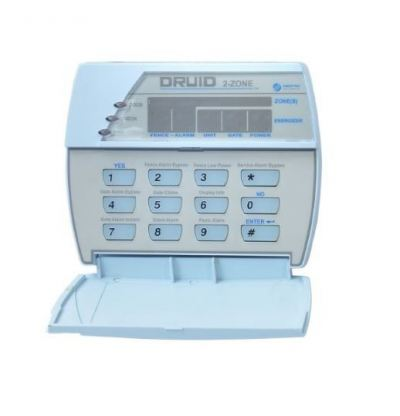 NemTek Druid two-zone keypad