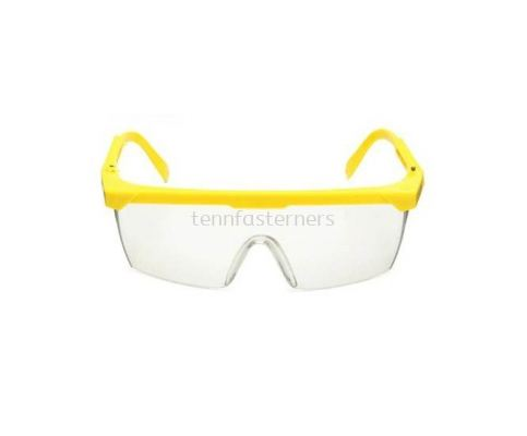 SAFETY SUNGLASSES (WHITE)