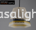 PENDANT LIGHT Pendant Light PENDANT LIGHT