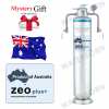 WATERBORN W-300Z Stainless Steel Master Filter Outdoor Filter with Australia Zeoplus Media Whole House System