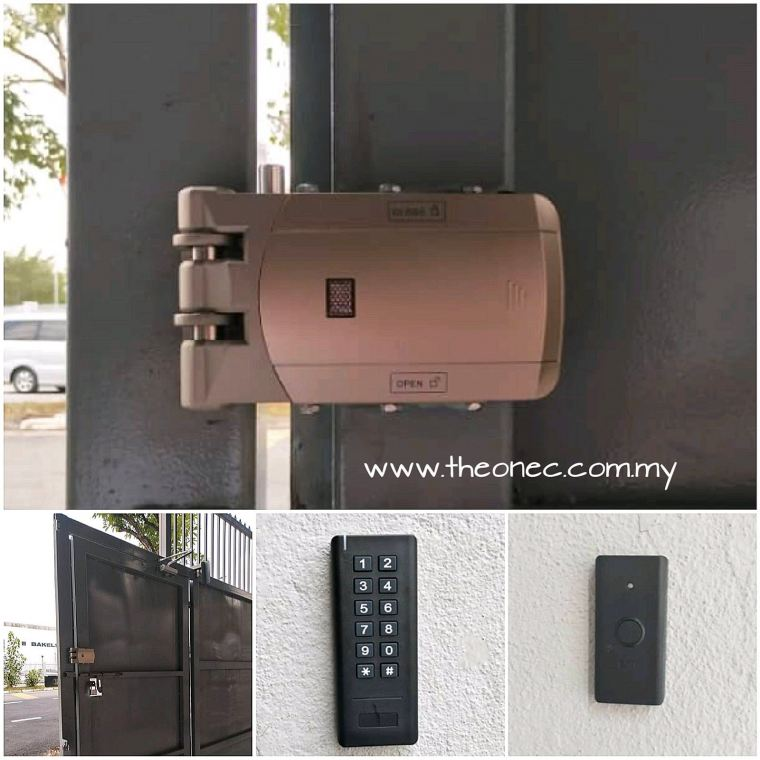 Door Access Wireless Lock System
