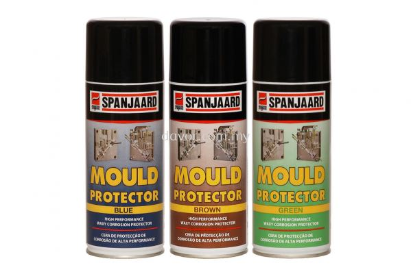 Mould Protector Oil Spray (blue, brown,green) - Spanjaard Malaysia