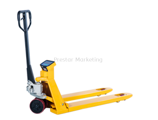 STOCKY - WEIGHING SCALE PALLET TRUCK (2.0 TONNES)