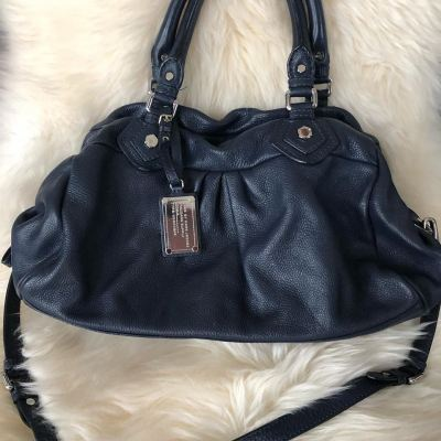 Marc Jacob Baby Groovee Full Leather Two Ways Used Bag