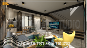 01 Living C2. BOUTIQUE HOTEL COMMERCIAL / OFFICE