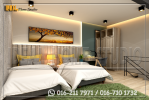 03 Bedroom C2. BOUTIQUE HOTEL COMMERCIAL / OFFICE