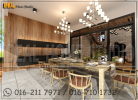 09 Dining R1. 2 STOREY BUNGALOW RESIDENTIAL