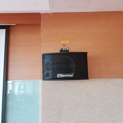 Installation Projector & PA System-Shah Alam Sek7