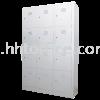 12L Compartments Steel Locker Steel Locker Metal Cabinet Cabinet