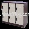 6H Compartments Steel Locker Steel Locker Metal Cabinet Cabinet