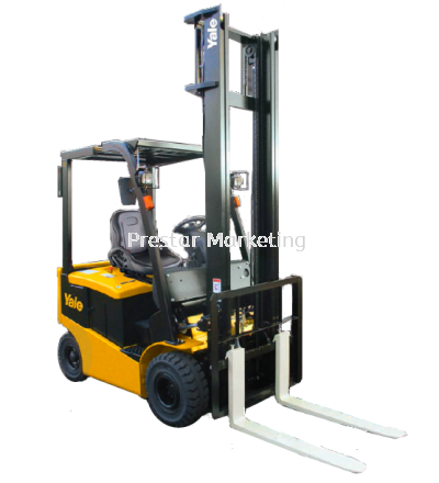 ELECTRIC COUNTERBALANCED TRUCK