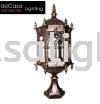 G5000L/BG-OUTDOOR PILLAR Outdoor Pillar Light OUTDOOR LIGHT