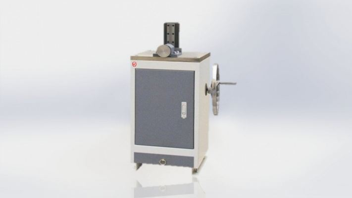 JG-206 Impact Specimen Gap (Single Knife) Manual Broaching Machine