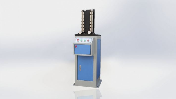 JG-207 Impact Specimen Gap (Double Knives) Power-driven Broaching Machine
