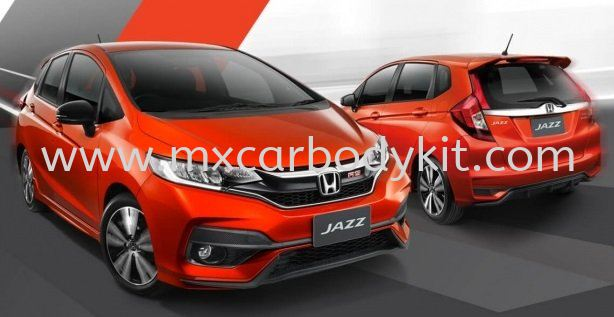 HONDA JAZZ 2014 - 2018 GK RS BODYKIT JAZZ 2014 HONDA