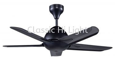 "Alphafan AF20 42"" 5 Blade AC Motor Ceiling Fan with Remote Control"