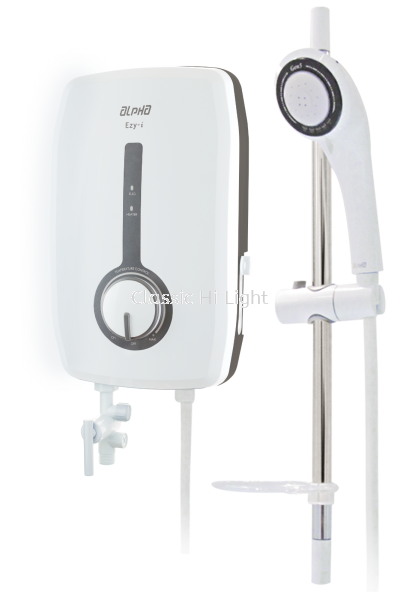Alpha EZY-I Instant Water Heater With DC Pump